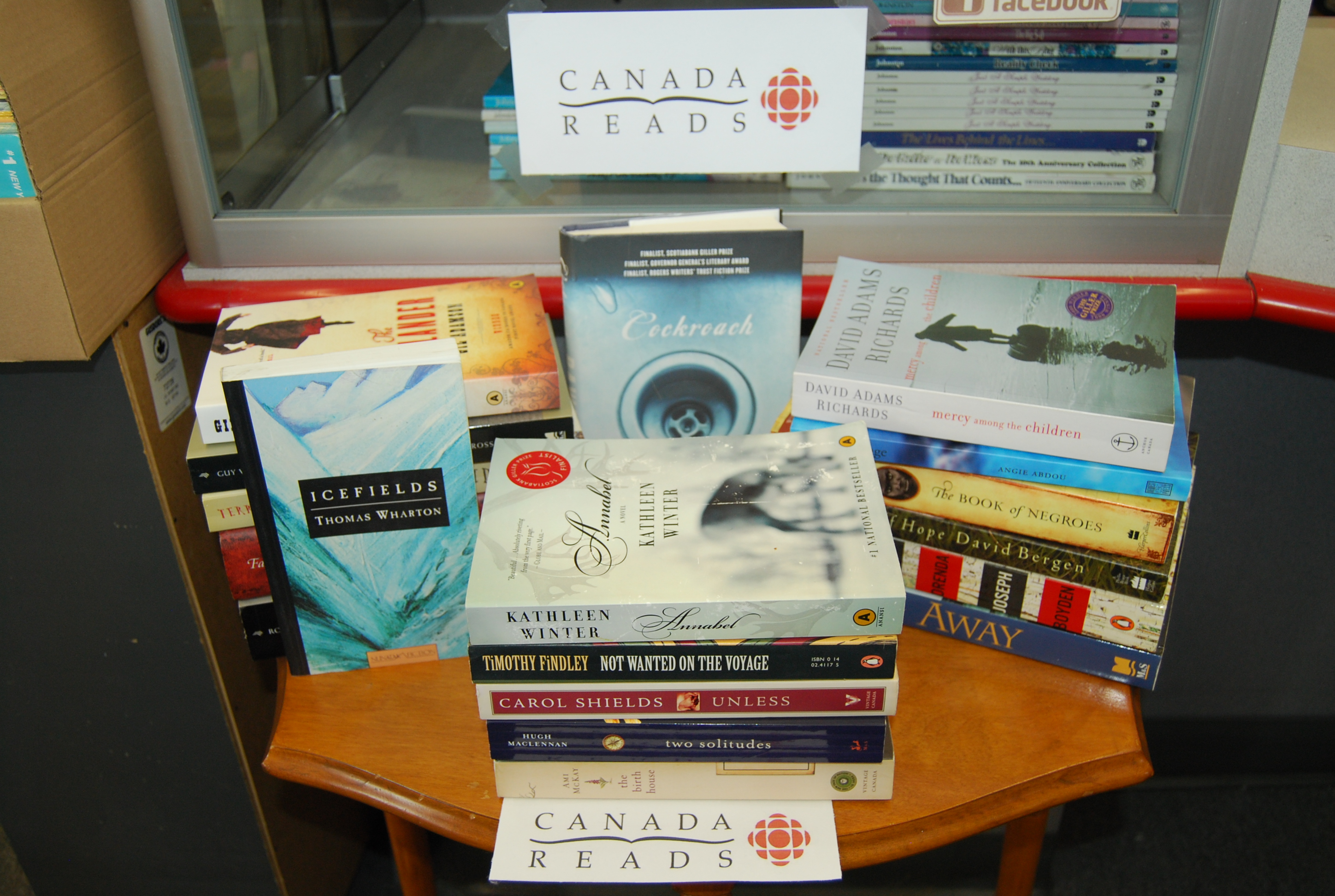 Canada Reads 1