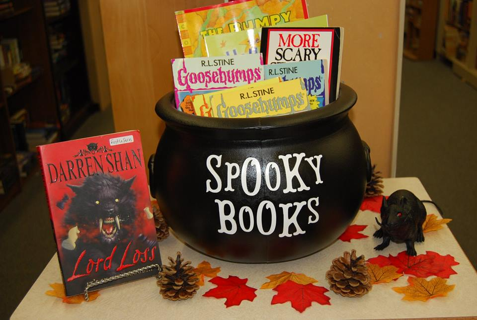 Children Young Adult Spooky Table