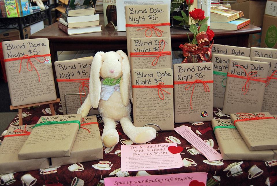Easter Blind Date Table