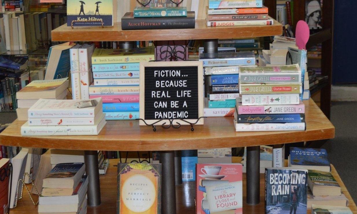 Fiction-Because