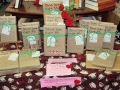 Christmas Blind Date Table